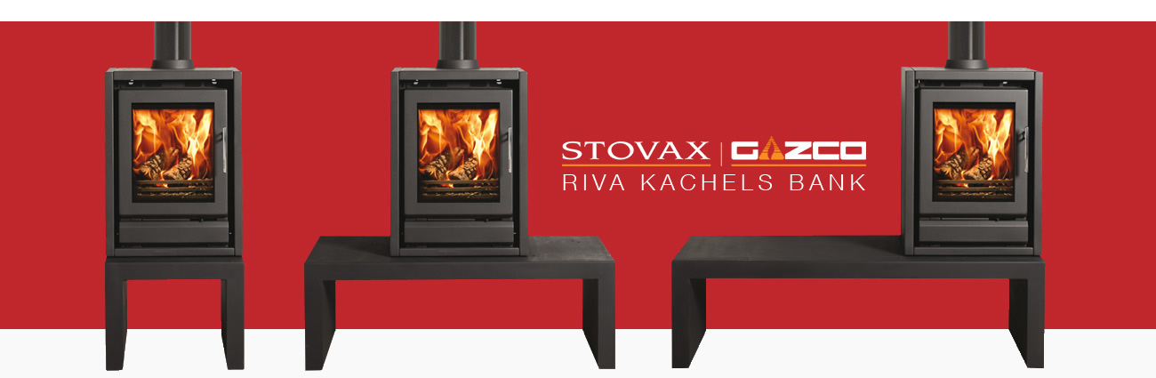 Riva Vision Gas Benches