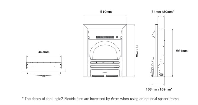 Logic2 – Chartwell Dimensions