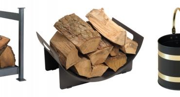 Kolenbakken & Houtblokken houders