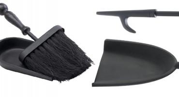 Zwart Haard Gereedschappen & Sets