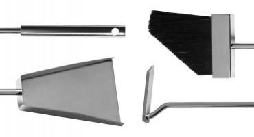 Roestvrij staal Haard Gereedschappen & Sets