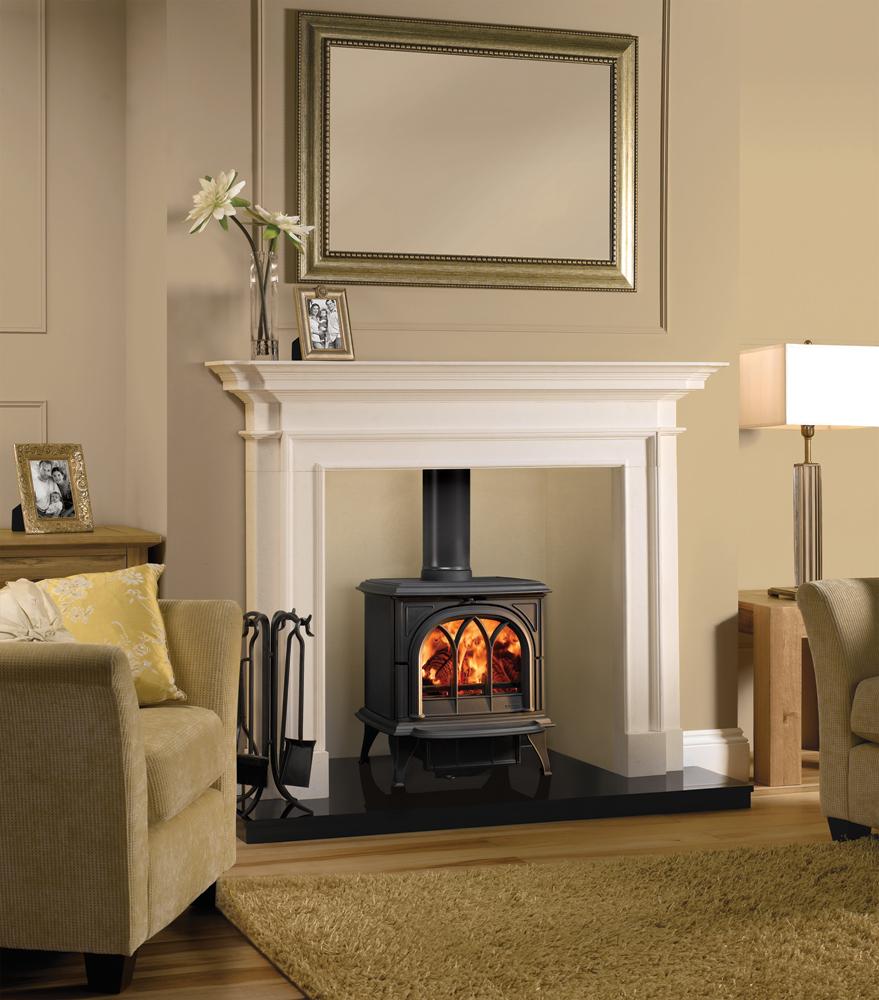 Small Log Burner Fireplace