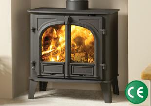 Woodburning Flames