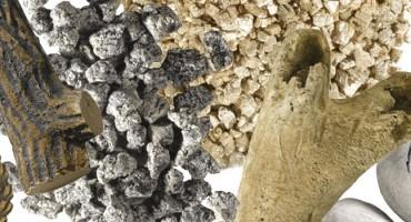 UltraGlo Ceramische Fibre Brandstof Effecten